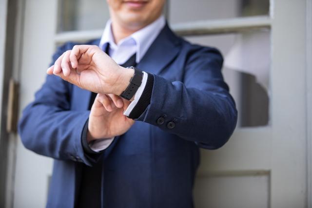 リーマン腕時計